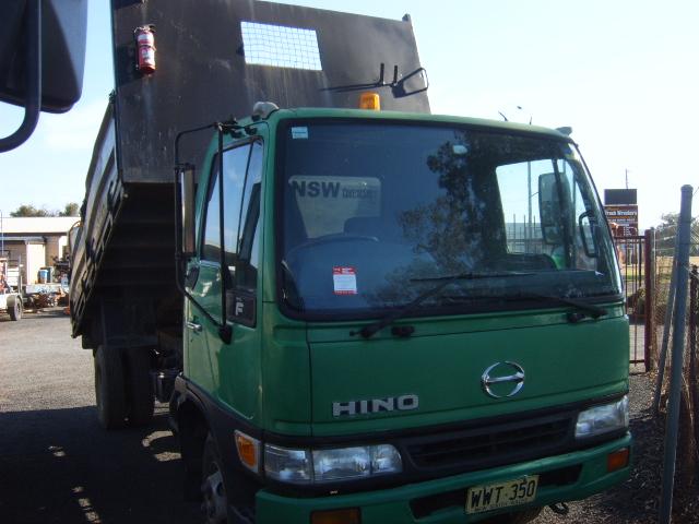 HINO FC3J TIPPER